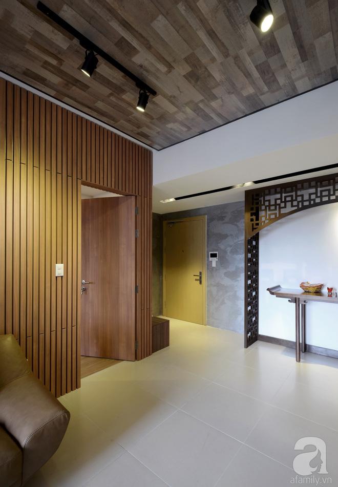 Căn hộ 90m² có phong cách thiết kế rất lạ nhưng cũng rất quen của đôi vợ chồng 8x ở Sài Gòn - Ảnh 2.