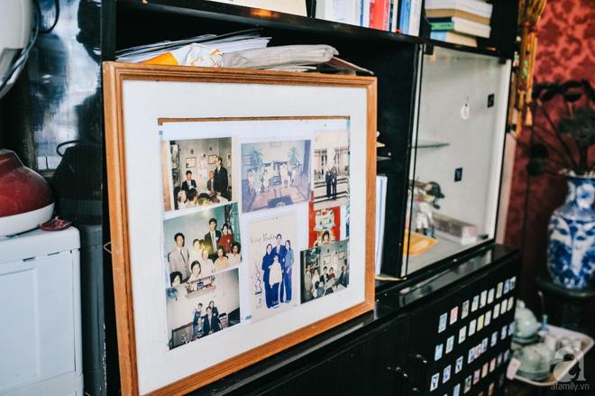Ngôi nhà ở phố cổ Hà Nội đẹp như một bức tranh hoài niệm về quá khứ, tạo nên cảm giác yên bình và vô cùng lãng mạn - Ảnh 21.