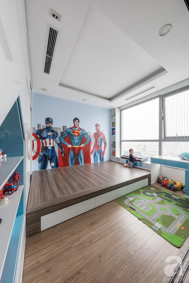 Gần 500 triệu đồng thi công, căn hộ 72m² ở Hà Nội thực sự là không gian sống đáng mơ ước của bao người - Ảnh 13.