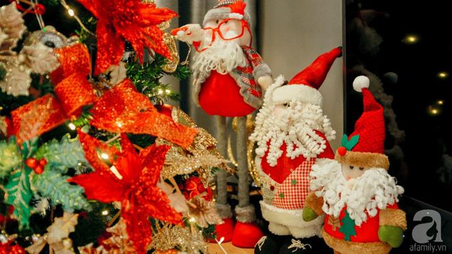 Căn hộ được trang trí Noel đẹp lung linh, món quà của người mẹ tặng con gái ở Q7, Sài Gòn - Ảnh 7.