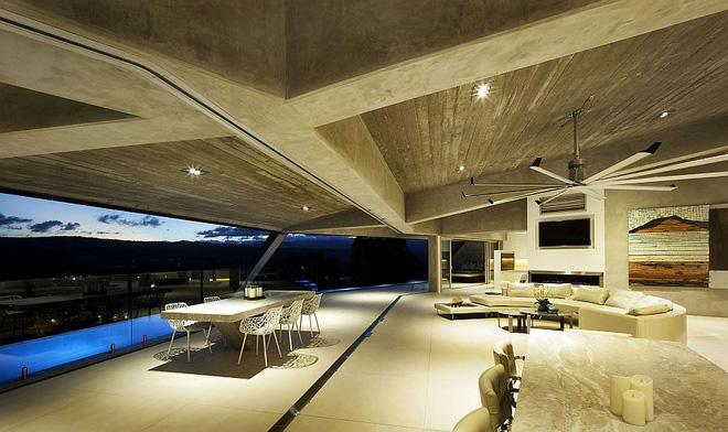 Choáng ngợp với căn biệt thự đạt giải Nhất về kiến trúc vì tiện nghi hoàn hảo như một khu nghỉ dưỡng - Ảnh 18.