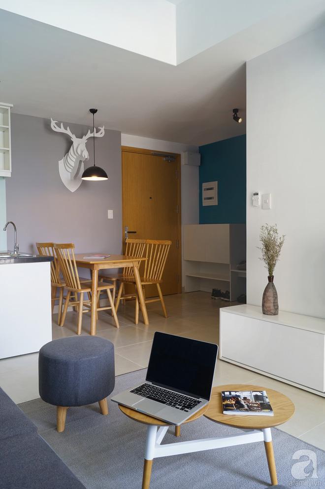 Ngắm căn hộ 76m² vừa tiện nghi, vừa thẩm mỹ với tổng chi phí cải tạo và nội thất chỉ 120 triệu ở Sài Gòn - Ảnh 7.