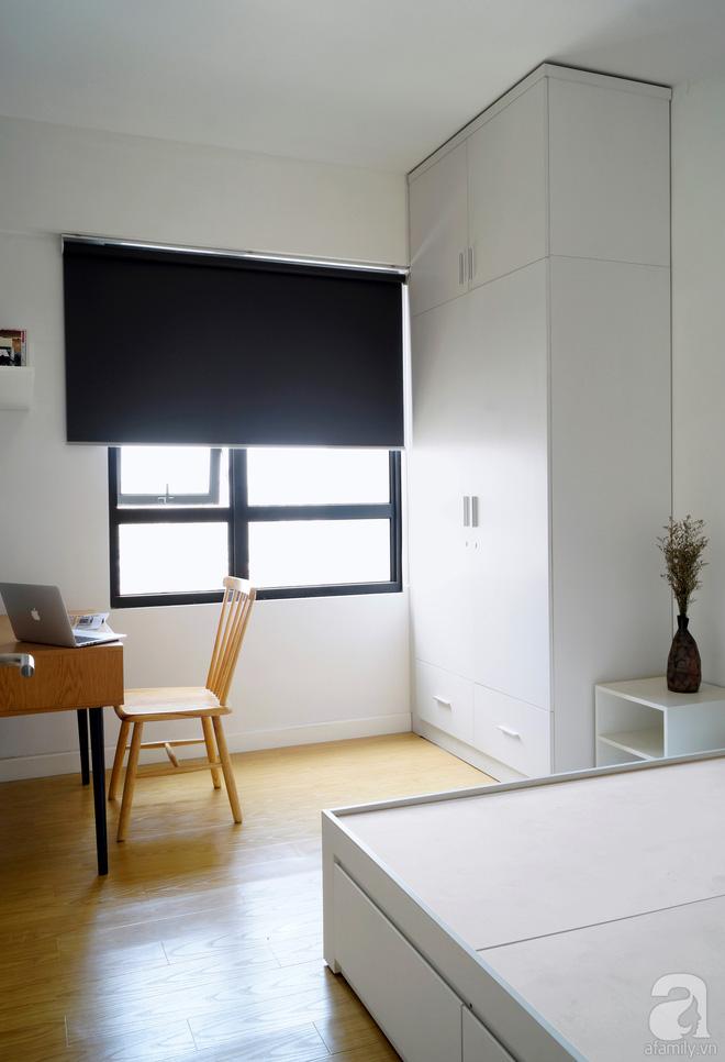 Ngắm căn hộ 76m² vừa tiện nghi, vừa thẩm mỹ với tổng chi phí cải tạo và nội thất chỉ 120 triệu ở Sài Gòn - Ảnh 9.