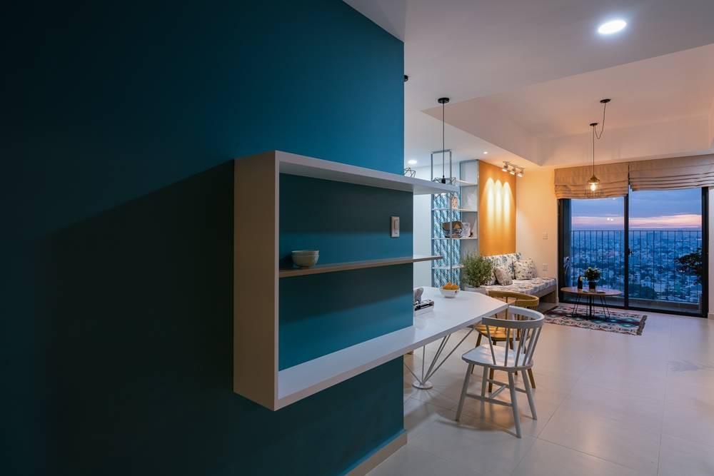 Cô gái độc thân ở Sài Gòn sở hữu căn hộ đẹp và trẻ trung đến từng m² diện tích - Ảnh 10.