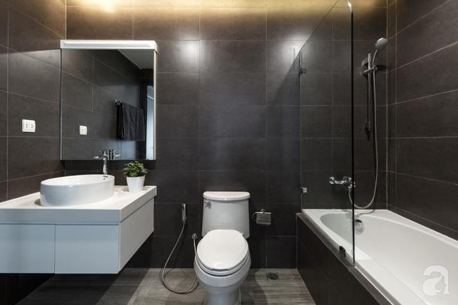 Căn hộ đen trắng 100m² đẹp như nhà trên báo nước ngoài với tổng chi phí 850 triệu đồng ở Thanh Xuân, Hà Nội - Ảnh 21.