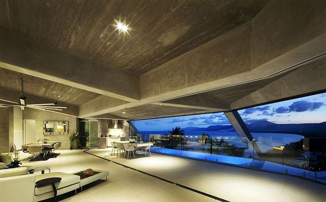 Choáng ngợp với căn biệt thự đạt giải Nhất về kiến trúc vì tiện nghi hoàn hảo như một khu nghỉ dưỡng - Ảnh 19.