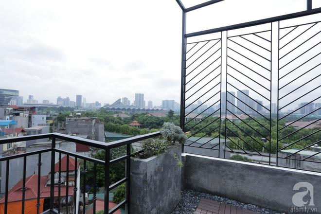 Ngôi nhà ống 58m² ở Hà Nội đẹp như nhà ở châu Âu sau khi cải tạo - Ảnh 27.