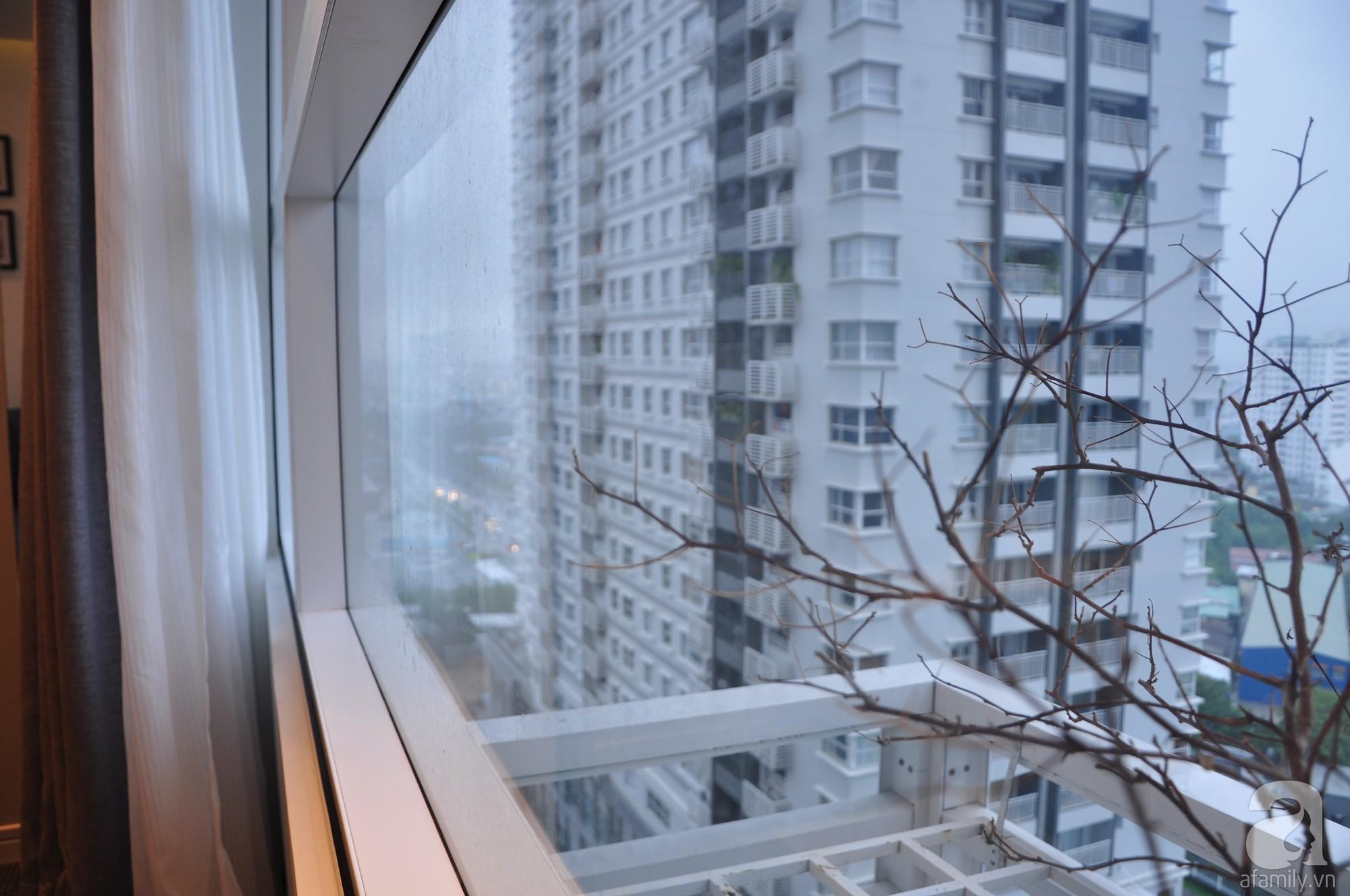 Căn hộ nhỏ 55m² ở quận 7, Sài Gòn nổi bật phong cách tận hưởng cuộc sống do anh chàng độc thân tự tay bố trí nội thất - Ảnh 3.