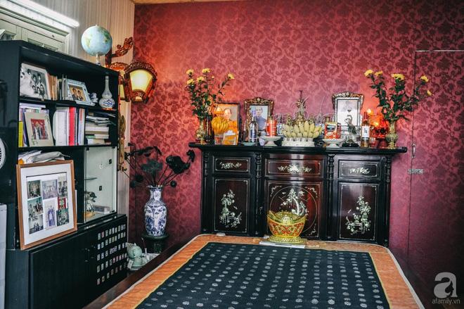 Ngôi nhà ở phố cổ Hà Nội đẹp như một bức tranh hoài niệm về quá khứ, tạo nên cảm giác yên bình và vô cùng lãng mạn - Ảnh 22.