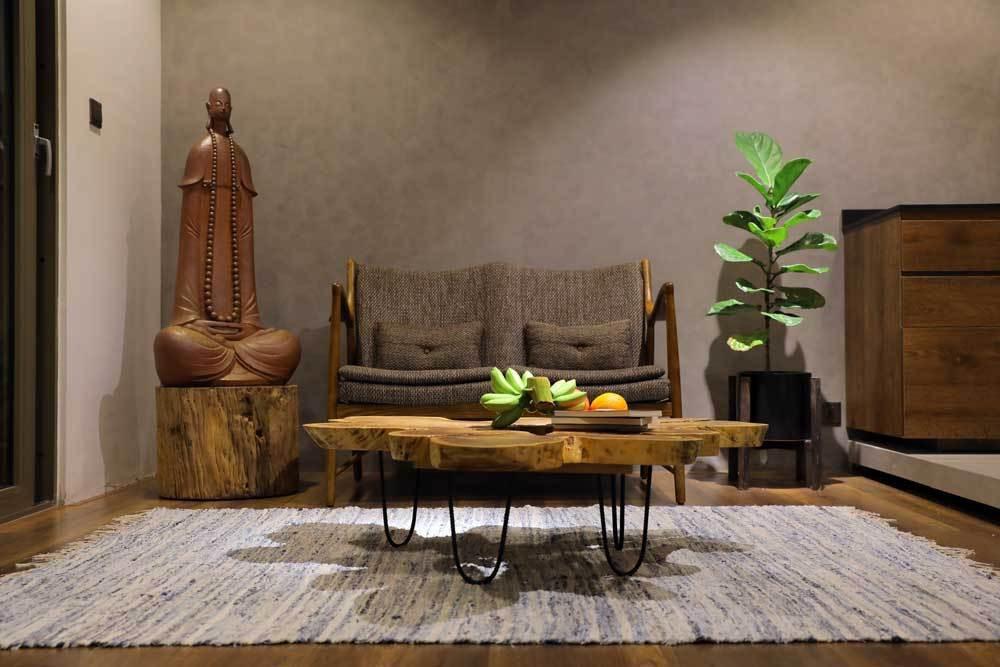 Sau cải tạo, căn hộ 68m² ở Hà Nội này đã trở thành không gian sống kiểu mẫu của nhiều gia đình trẻ - Ảnh 7.