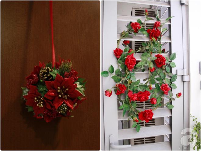 Căn hộ được trang trí Noel đẹp lung linh, món quà của người mẹ tặng con gái ở Q7, Sài Gòn - Ảnh 16.