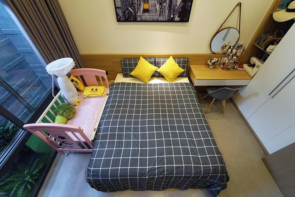 Ngôi nhà trẻ trung, ấm cúng của cặp vợ chồng trẻ với chi phí 950 triệu ở Đà Nẵng - Ảnh 13.
