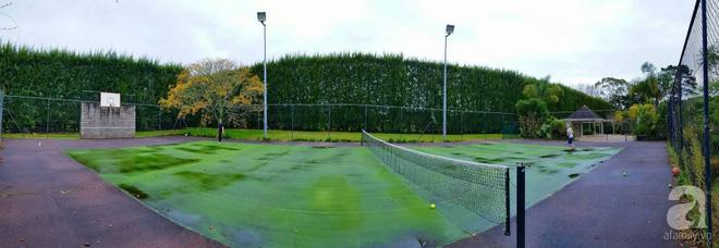 Choáng ngợp trước ngôi nhà vườn xanh mát bóng cây, rộng 7600m² của cô dâu Việt tại New Zealand - Ảnh 14.