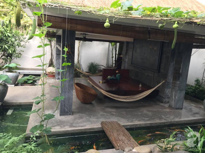 Thăm căn nhà vườn rộng đến 2000m² đậm chất quê của NTK Đinh Văn Thơ giữa lòng Sài Gòn - Ảnh 9.