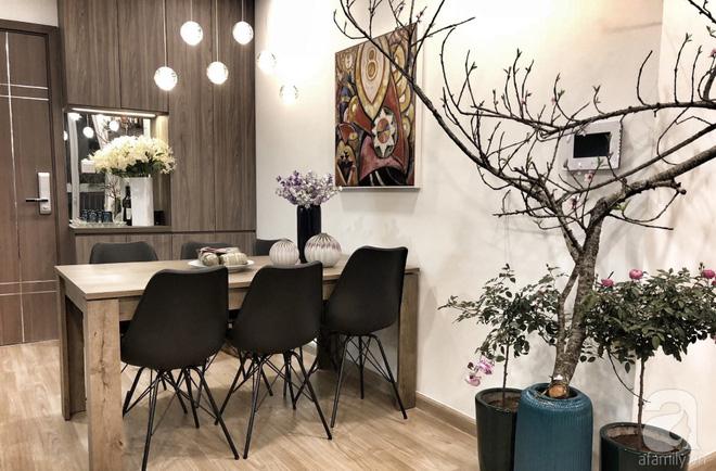 Tận hưởng cuộc sống đúng nghĩa trên tầng cao trong căn hộ nhỏ 72.6m² đẹp như căn hộ mẫu ở Hà Nội - Ảnh 7.