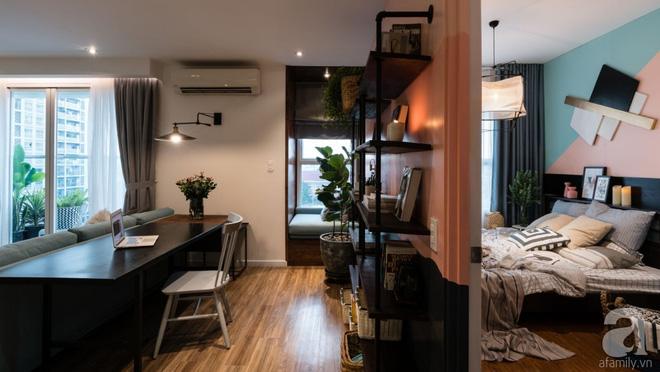 Ngắm căn hộ 60m2 đẹp nữ tính và ngọt ngào của nữ đạo diễn trẻ ở Sài Gòn - Ảnh 18.