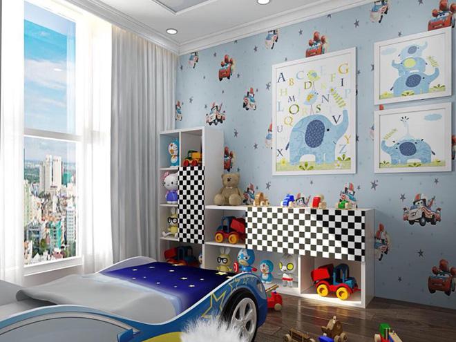 Phi Thanh Vân khoe căn hộ cao cấp giá 10 tỷ mừng sinh nhật con trai 2 tuổi - Ảnh 10.