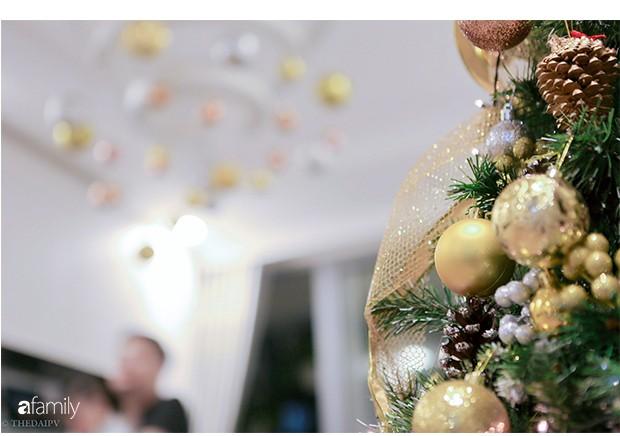 Hai căn hộ được trang trí đậm vị Giáng sinh với chi phí chỉ dưới 10 triệu đồng ở Hà Nội - Ảnh 17.