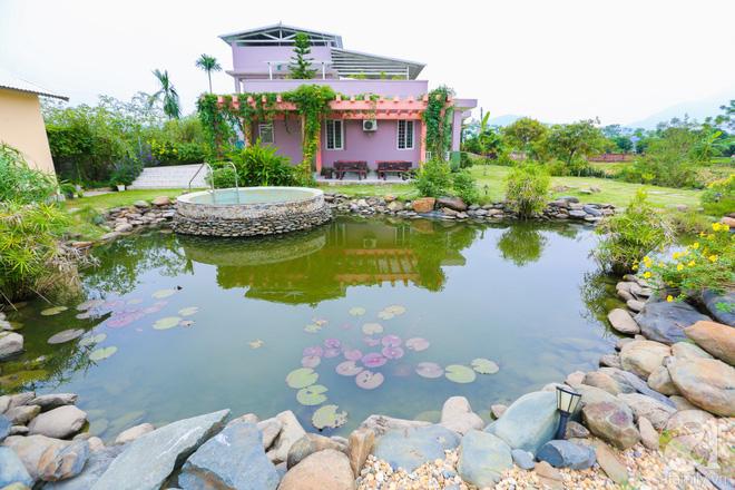 Ngôi nhà vườn xanh mát bóng cây của nữ giảng viên đại học chỉ cách Hà Nội 30 phút chạy xe - Ảnh 8.