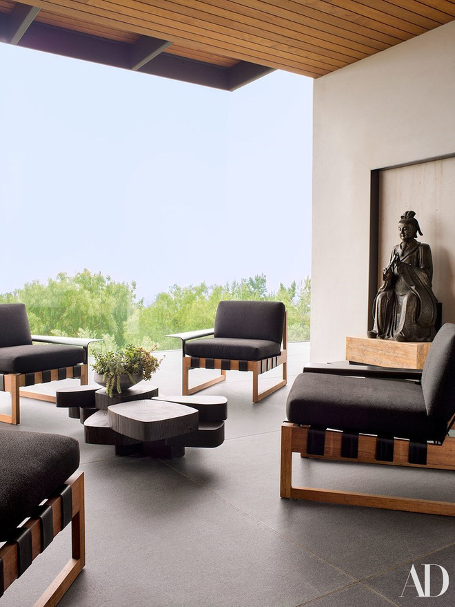 Chiêm ngưỡng ngôi biệt thự hiện đại trị giá 15 triệu bảng của nữ diễn viên xinh đẹp Jennifer Aniston - Ảnh 6.