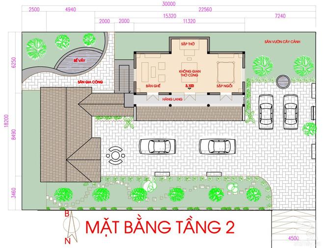Ngôi nhà vườn hoài cổ với mái nhuốm màu thời gian bình yên giữa núi đồi Bắc Ninh - Ảnh 24.