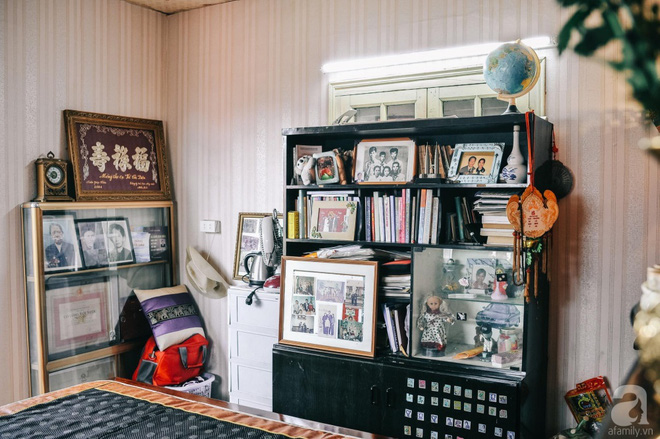 Ngôi nhà ở phố cổ Hà Nội đẹp như một bức tranh hoài niệm về quá khứ, tạo nên cảm giác yên bình và vô cùng lãng mạn - Ảnh 19.
