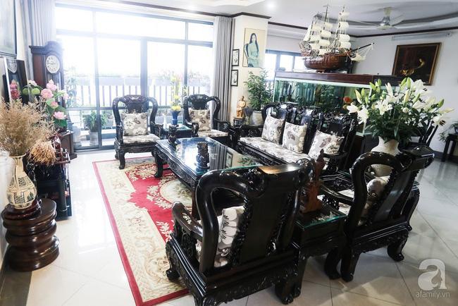 Căn hộ 263m² với không gian cổ trong lòng chung cư hiện đại, có chi phí hoàn thiện 1,2 tỷ đồng ở Cầu Giấy, Hà Nội - Ảnh 2.