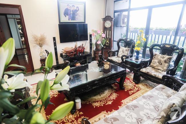 Căn hộ 263m² với không gian cổ trong lòng chung cư hiện đại, có chi phí hoàn thiện 1,2 tỷ đồng ở Cầu Giấy, Hà Nội - Ảnh 3.