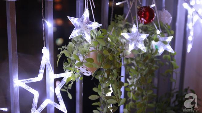 Căn hộ được trang trí Noel đẹp lung linh, món quà của người mẹ tặng con gái ở Q7, Sài Gòn - Ảnh 10.