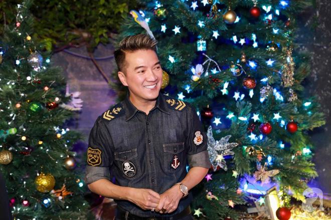 Ngắm biệt thự triệu đô của Đàm Vĩnh Hưng được trang trí đẹp lung linh đón Noel về - Ảnh 2.