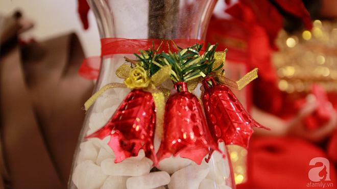Căn hộ được trang trí Noel đẹp lung linh, món quà của người mẹ tặng con gái ở Q7, Sài Gòn - Ảnh 5.