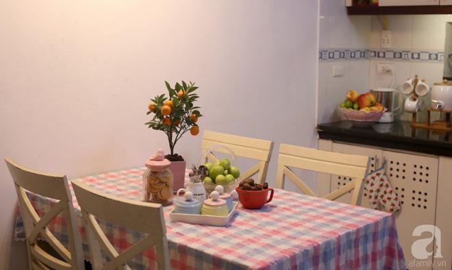 Ngôi nhà phố góc nào cũng xinh xắn và lãng mạn với hoa tươi của người phụ nữ Hà Thành - Ảnh 20.