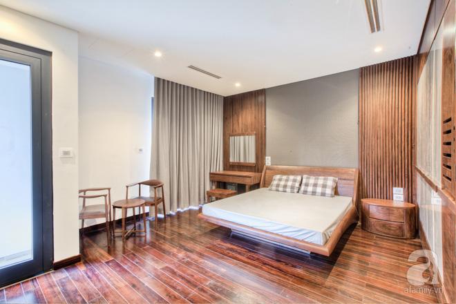Căn biệt thự 110m² vừa xanh, vừa sang khiến nhiều người mơ ước ở Yên Hòa, Hà Nội - Ảnh 10.
