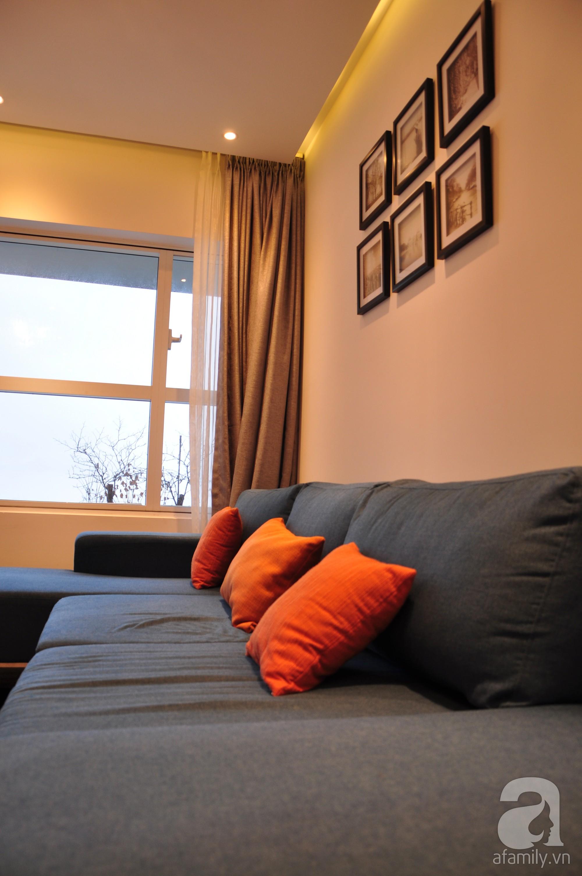 Căn hộ nhỏ 55m² ở quận 7, Sài Gòn nổi bật phong cách tận hưởng cuộc sống do anh chàng độc thân tự tay bố trí nội thất - Ảnh 4.