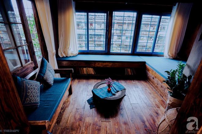 Thời gian như ngừng trôi khi ngắm nhìn căn hộ tập thể vỏn vẹn 30m² ở Giảng Võ, Hà Nội - Ảnh 15.