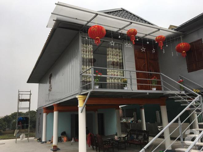 Chỉ với 2 thùng container và chi phí 500 triệu đồng, ngôi nhà ở Hải Dương khiến nhiều người trầm trồ ca ngợi - Ảnh 5.