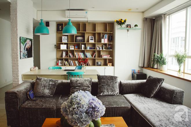 Căn hộ đầy cảm hứng có giá 9 tỷ đồng, rộng 172m² ở Sài Gòn của người đàn bà đẹp - Ảnh 6.