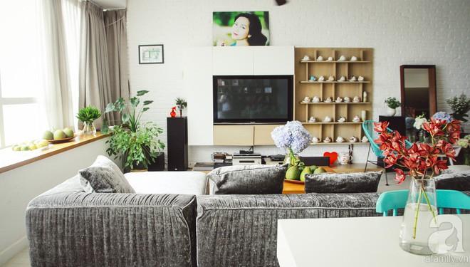 Căn hộ đầy cảm hứng có giá 9 tỷ đồng, rộng 172m² ở Sài Gòn của người đàn bà đẹp - Ảnh 2.
