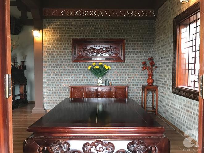 Ngôi nhà vườn hoài cổ với mái nhuốm màu thời gian bình yên giữa núi đồi Bắc Ninh - Ảnh 22.