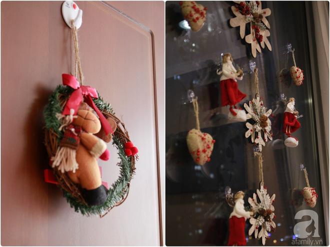 Căn hộ được trang trí Noel đẹp lung linh, món quà của người mẹ tặng con gái ở Q7, Sài Gòn - Ảnh 15.