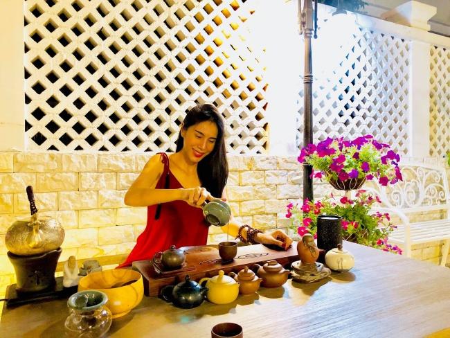 Biệt thự triệu đô ven sông với vườn rau xanh ngắt rộng đến 100m² của cặp vợ chồng hot nhất showbiz Việt: Thủy Tiên – Công Vinh - Ảnh 18.