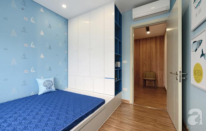 Với 350 triệu, căn hộ ở quận Thanh Xuân đã lột xác hoàn toàn theo yêu cầu rẻ, đẹp, hiện đại của gia chủ - Ảnh 8.