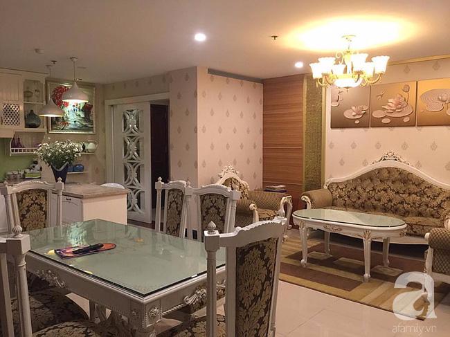 Ghé thăm căn hộ đẹp bình yên, trong trẻo đến lạ thường của người phụ nữ yêu hoa ở TP HCM - Ảnh 14.
