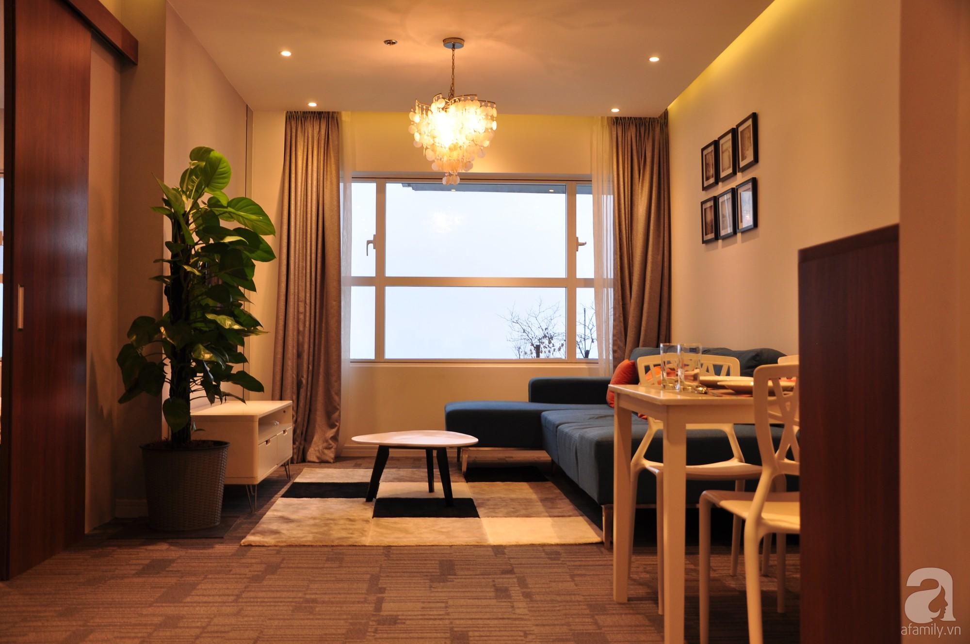 Căn hộ nhỏ 55m² ở quận 7, Sài Gòn nổi bật phong cách tận hưởng cuộc sống do anh chàng độc thân tự tay bố trí nội thất - Ảnh 7.