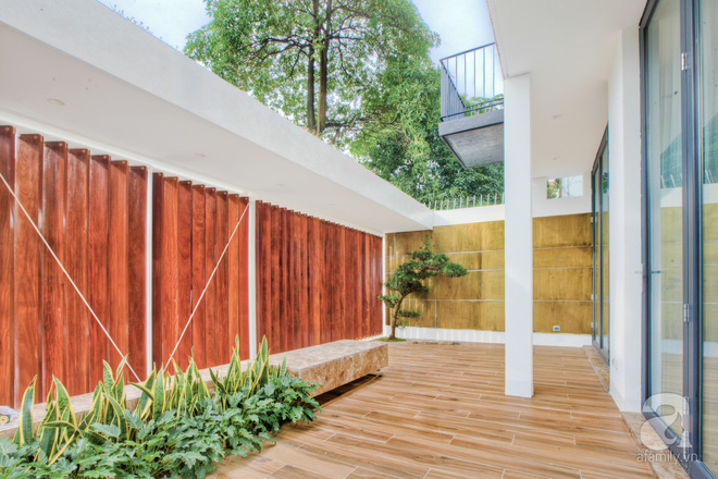 Căn biệt thự 110m² vừa xanh, vừa sang khiến nhiều người mơ ước ở Yên Hòa, Hà Nội - Ảnh 3.