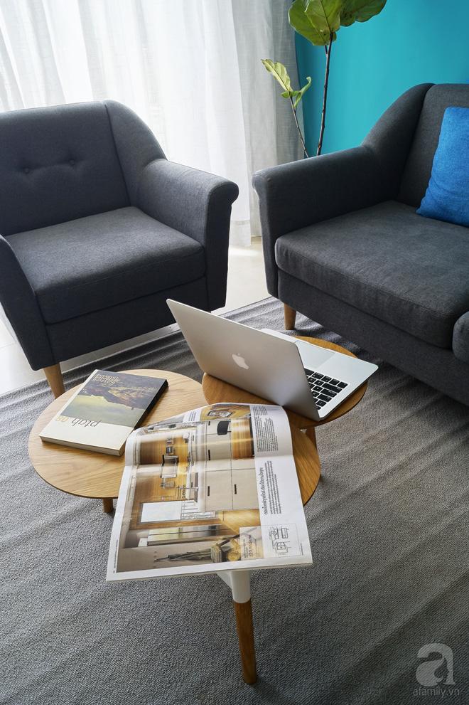 Ngắm căn hộ 76m² vừa tiện nghi, vừa thẩm mỹ với tổng chi phí cải tạo và nội thất chỉ 120 triệu ở Sài Gòn - Ảnh 4.