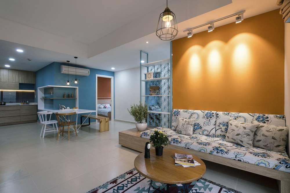 Cô gái độc thân ở Sài Gòn sở hữu căn hộ đẹp và trẻ trung đến từng m² diện tích - Ảnh 6.