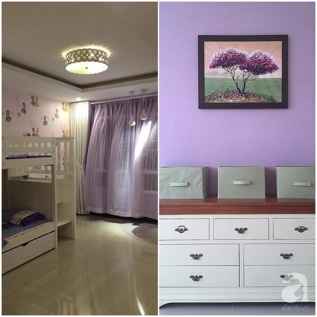 Ghé thăm căn hộ đẹp bình yên, trong trẻo đến lạ thường của người phụ nữ yêu hoa ở TP HCM - Ảnh 10.