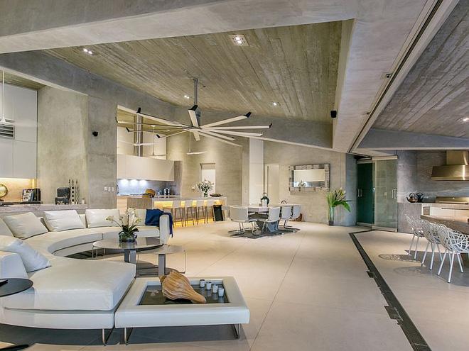 Choáng ngợp với căn biệt thự đạt giải Nhất về kiến trúc vì tiện nghi hoàn hảo như một khu nghỉ dưỡng - Ảnh 7.