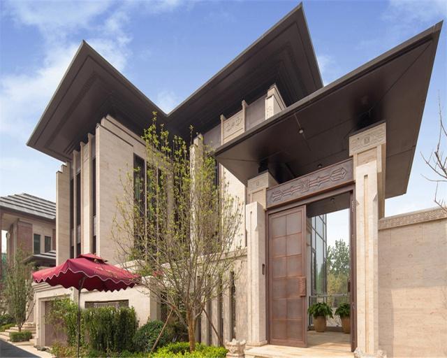 Choáng ngợp với biệt thự thiết kế theo phong cách châu Âu của Lý Thần và Phạm Băng Băng - Ảnh 5.